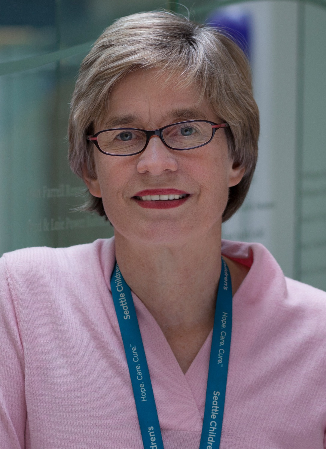 Dr. Bonnie Ramsey, a member of the Kidney Research Institute's Scientific Advisory Committee.