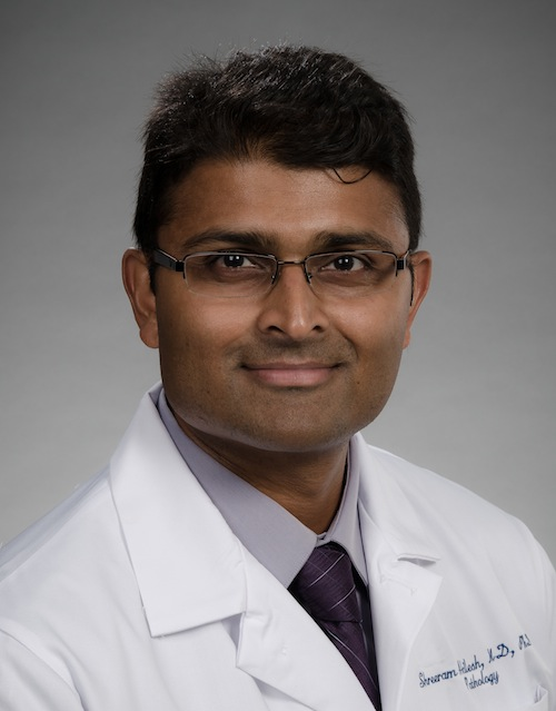 Dr. Shreeram Akilesh, an investigator at the Kidney Research Institute in Seattle.