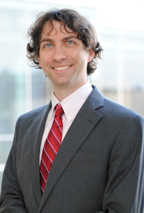 KRI investigator Benjamin Freedman